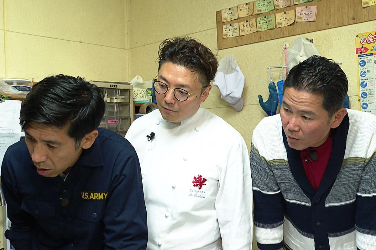 出張!ふるさとクッキング(写真は10月12日OA分) ©関西テレビ