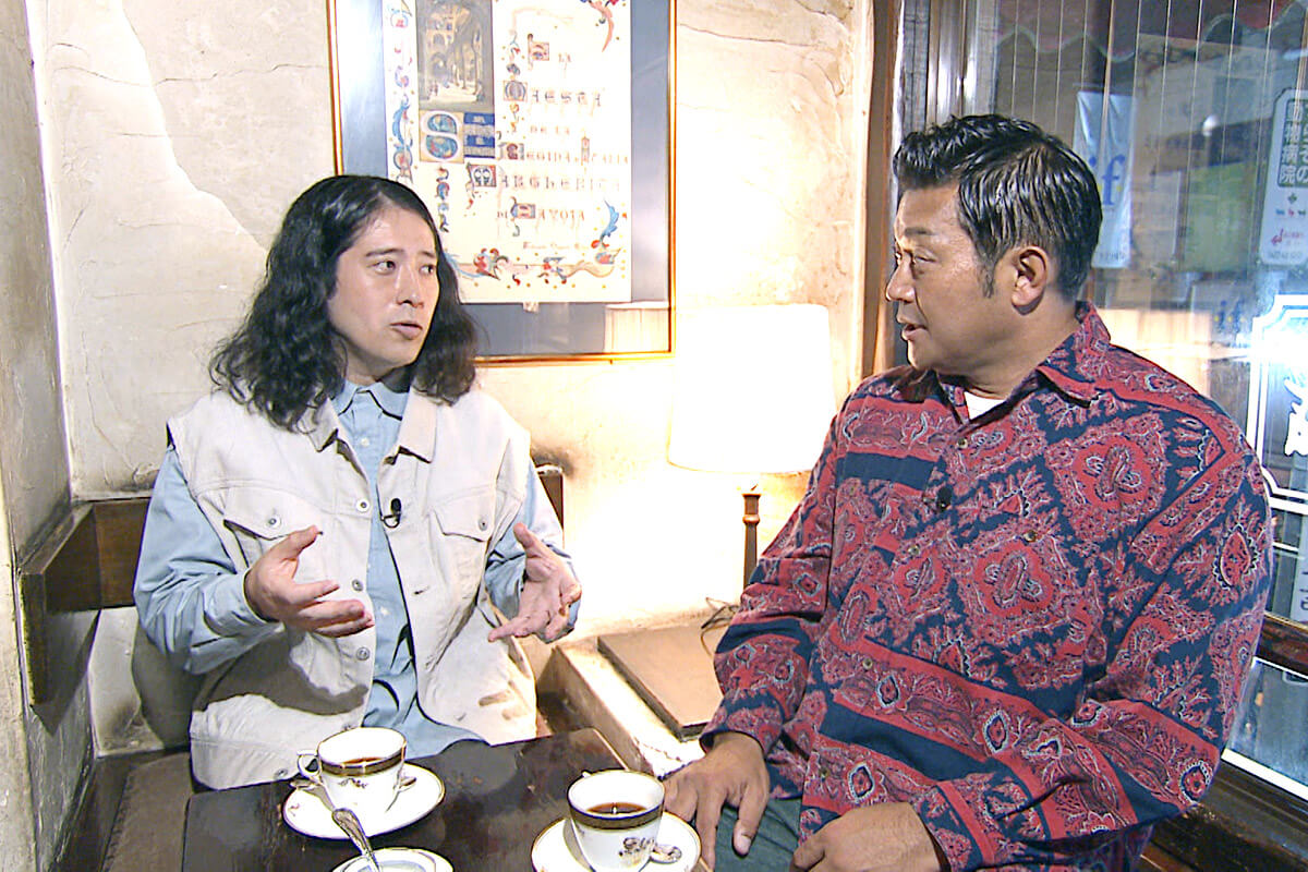山口智充、又吉直樹 ©関西テレビ