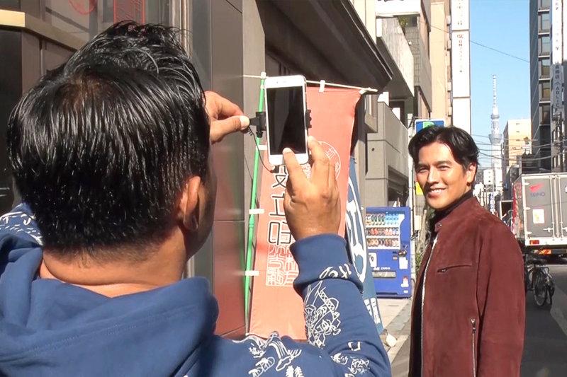要潤が行ってみたかった場所「東京・日本橋」を散策!! 海外コーナーはスウェーデン・ストックホルムへ!
