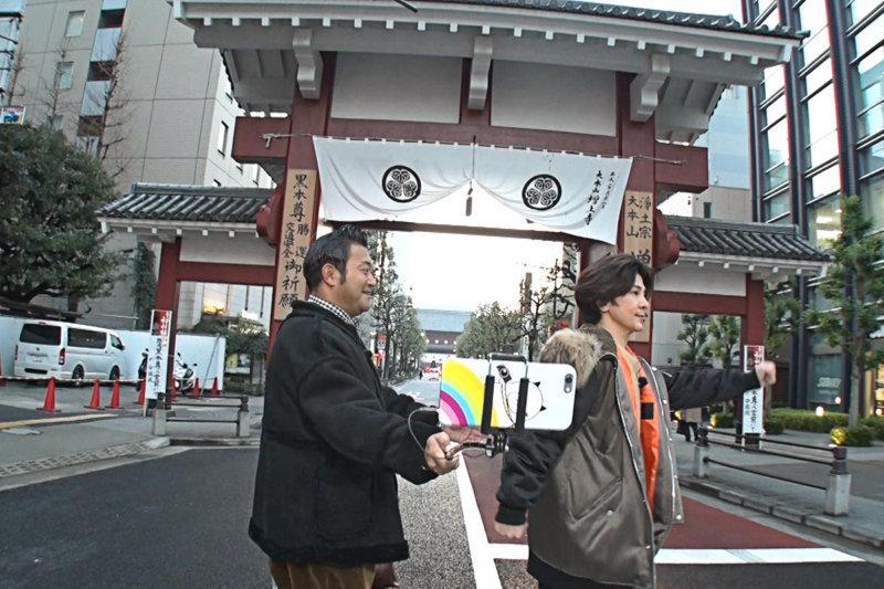 武田真治と大門を巡る!! ジーンちゃんは世界のオシャレさんを探しにシンガポールへ!